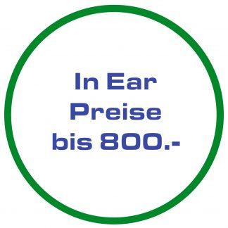 A-Hörerpreise bis CHF 800